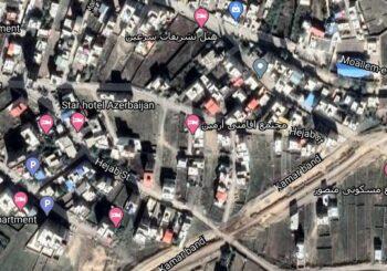 زمین با قیمت عالی در خیابان حجاب سرعین