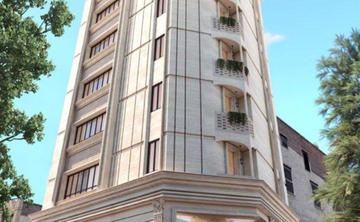 آپارتمان 90 متری در میدان دارائی سرعین